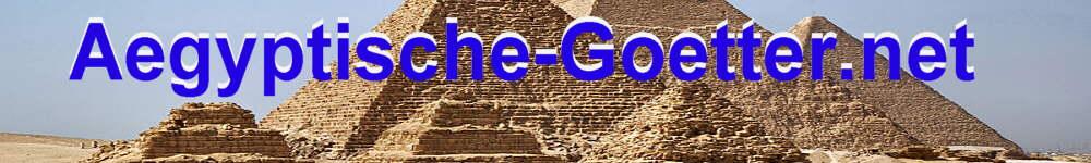 alle ägyptischen Götter der aegyptischen Mythologie Liste Infos